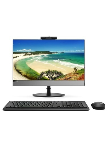 "Lenovo Lenovo V530 10US0112TX19 i3-9100T 32GB 1TB 21.5"" FullHD FreeDOS All in One Bilgisayar Renkli"